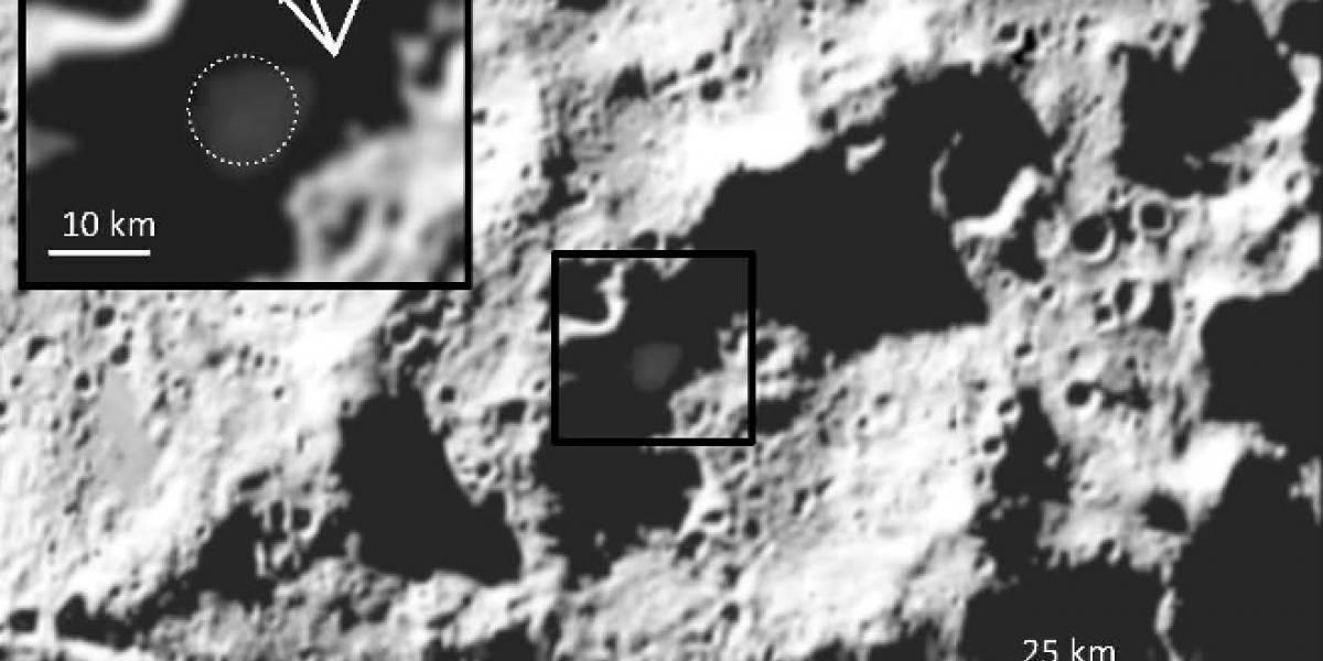 Agua de la Luna podría ser usada en bases lunares