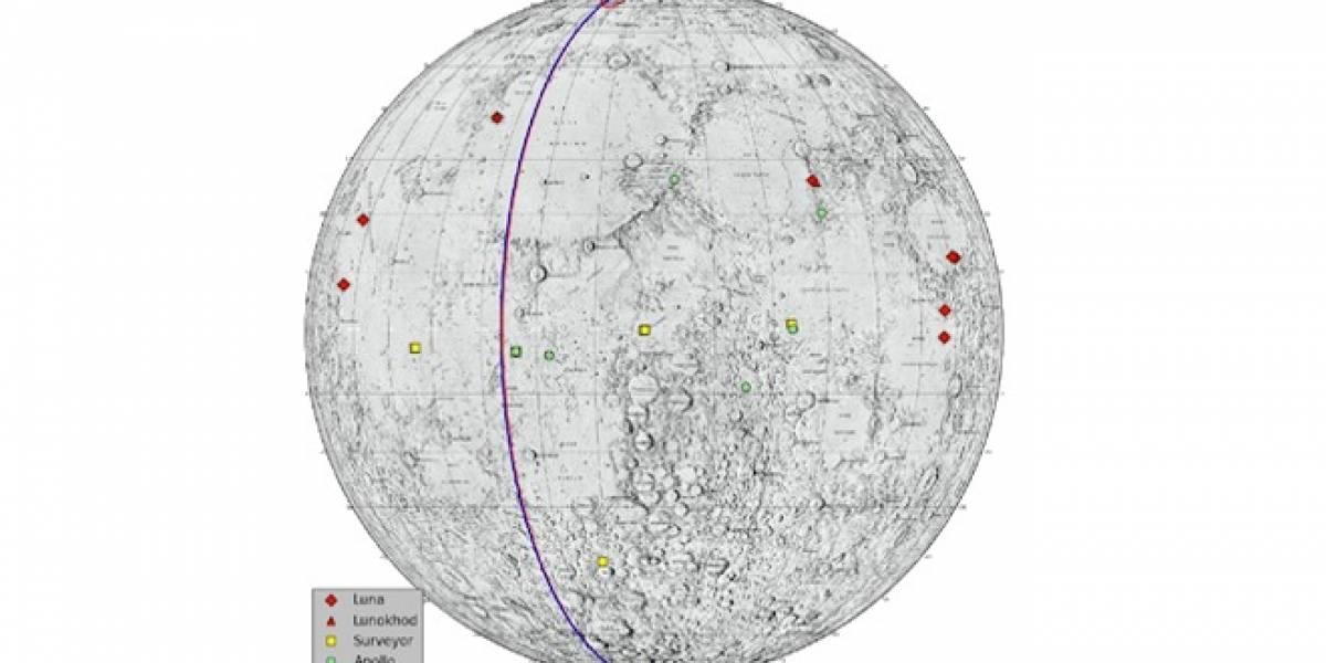 Este lunes dos satélites de la NASA se estrellarán en la Luna - A propósito
