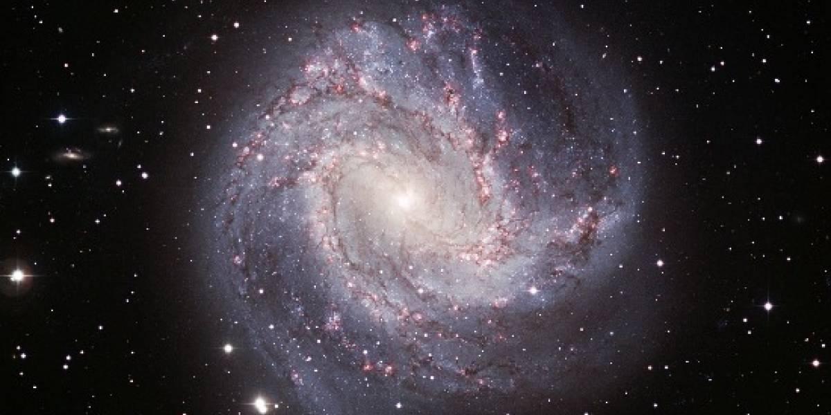 La hermosa y sorprendente Galaxia M83