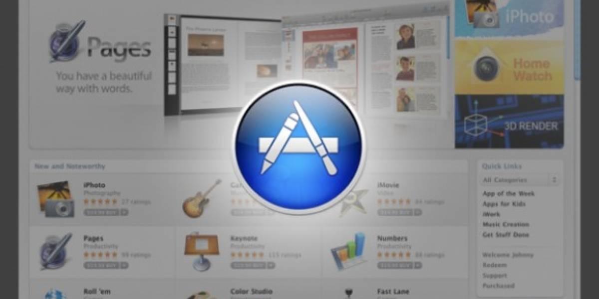 Apple lanza su Mac App Store con más de 1000 aplicaciones