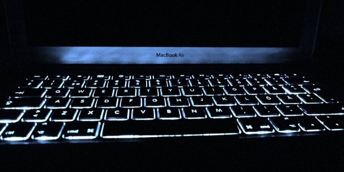 Apple retoma los teclados retroiluminados en el próximo MacBook Air