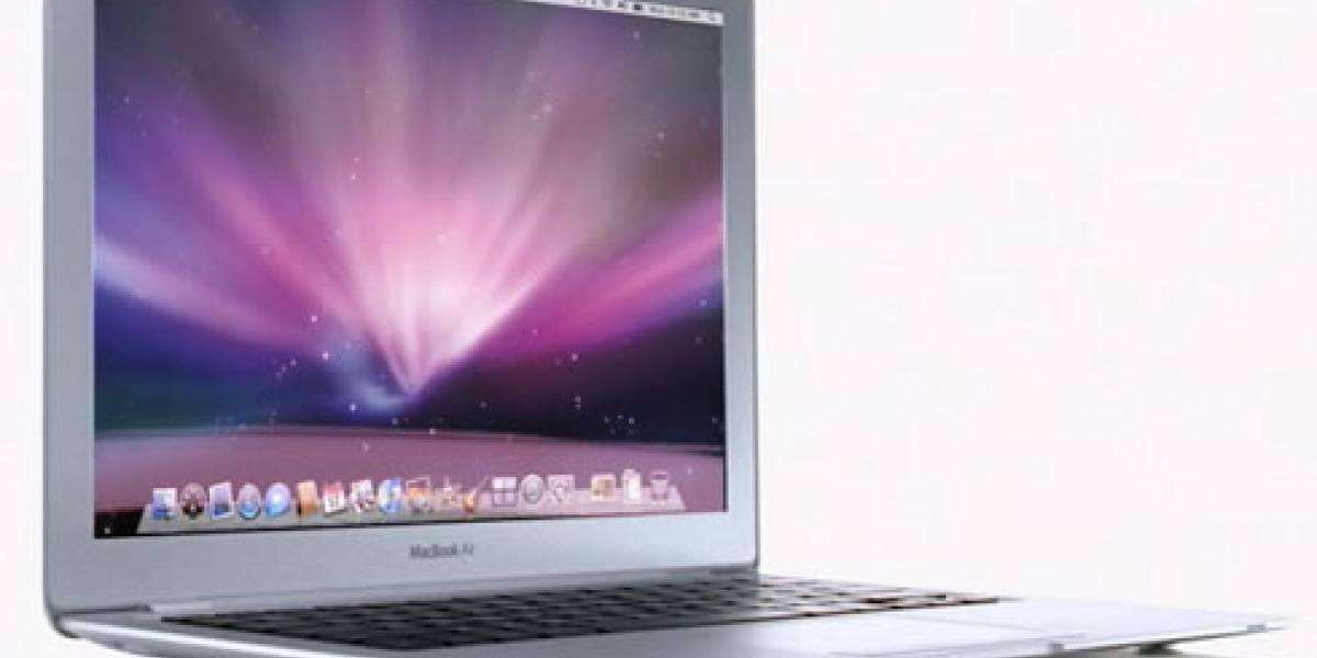 Aparecen los primeros problemas en los nuevos MacBook Air