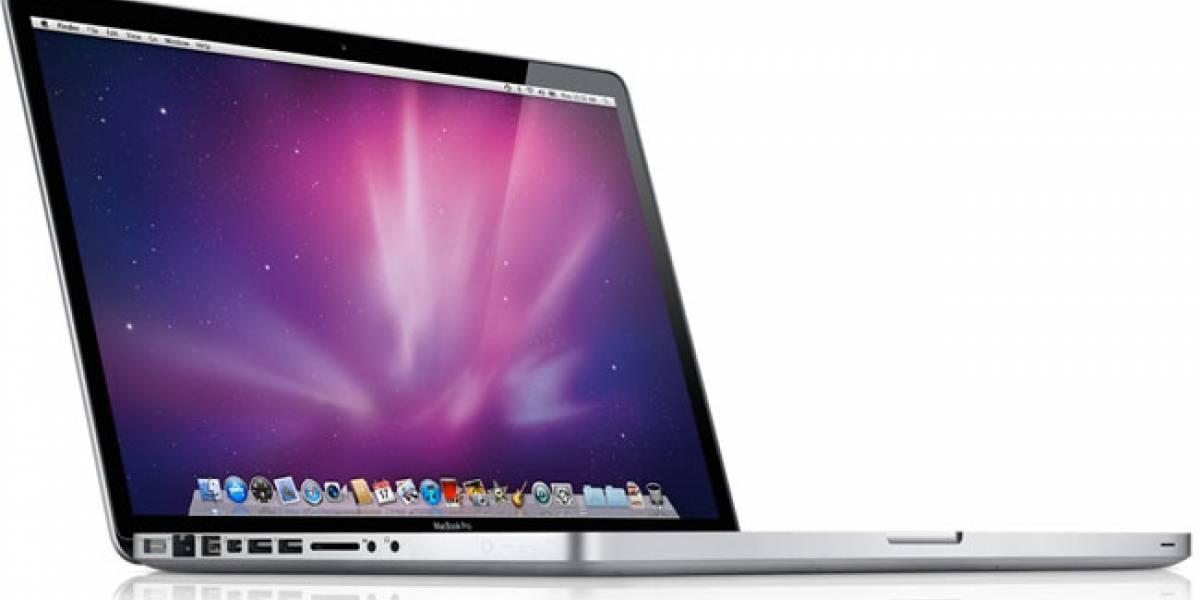 Futurología: Apple actualizaría los MacBook Pro a fin de mes