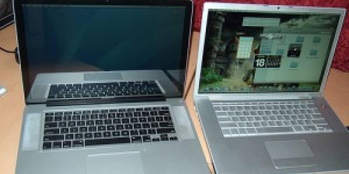 Pantallas de los MacBook pueden causar daños irreversibles