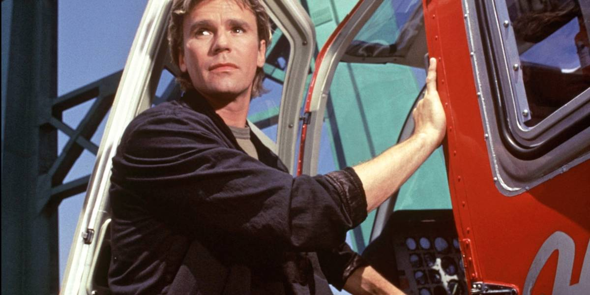 MacGyver regresará a la televisión con todo y su mítica navaja multiusos