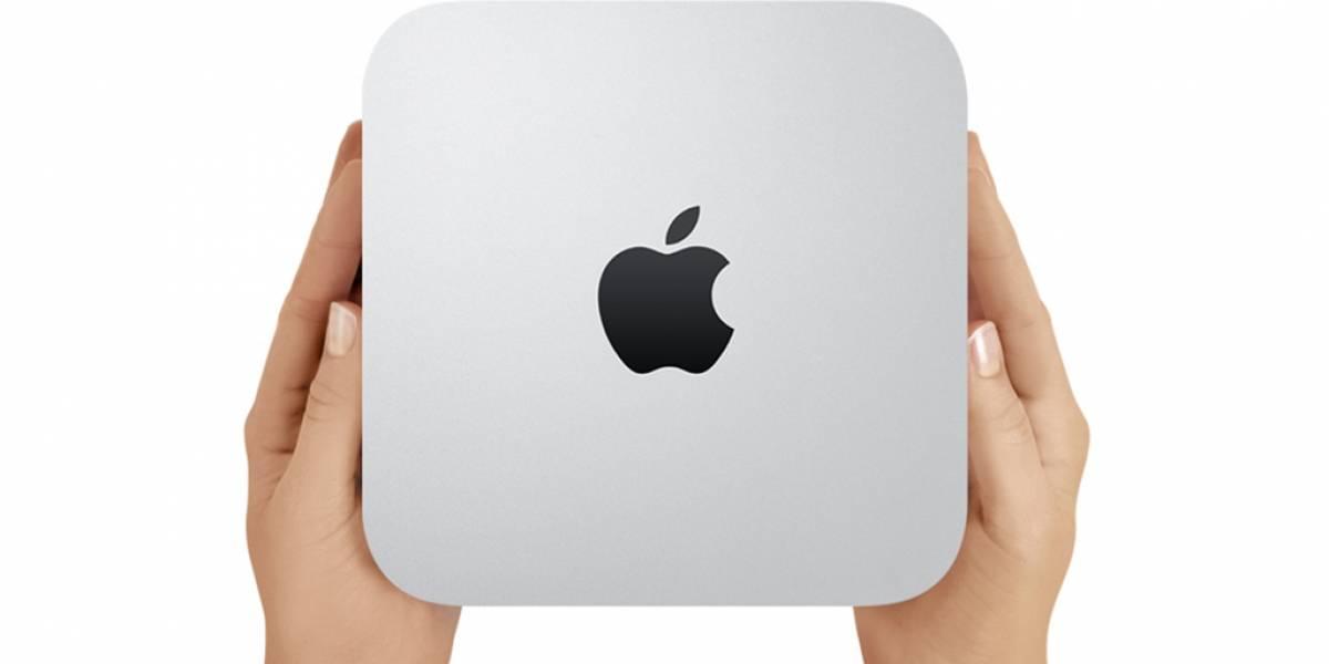 No podrás cambiar la RAM del nuevo Mac Mini
