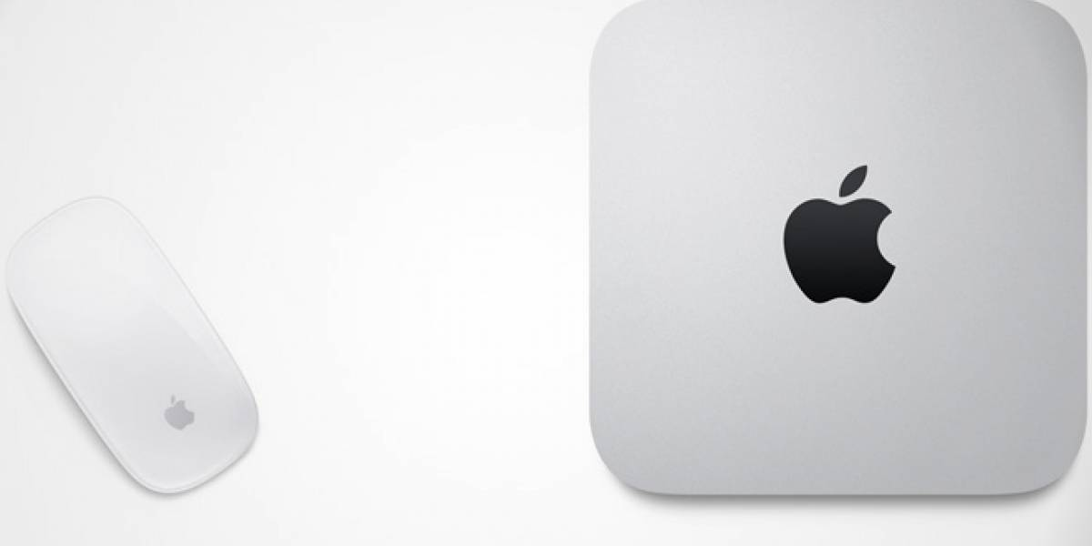 Apple actualiza los Mac Mini, parten en USD$599