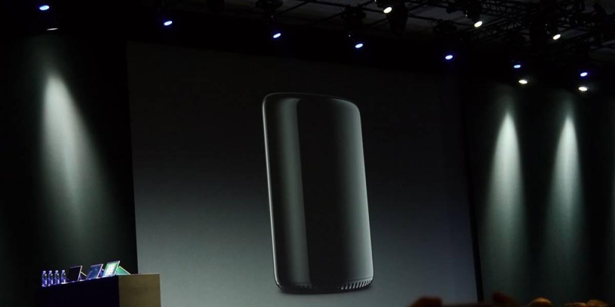 Nuevo Mac Pro con Thunderbolt 2 y un diseño reducido #WWDC13