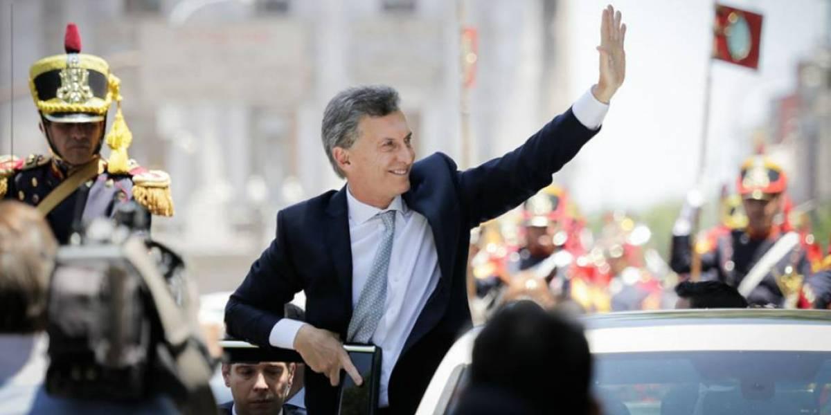 Macri es el presidente que más publica en Facebook