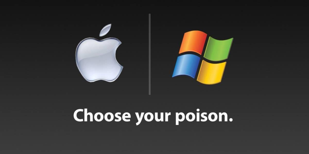 Si consideramos un computador a los iPad y iPhone, Apple estaría alcanzando al PC