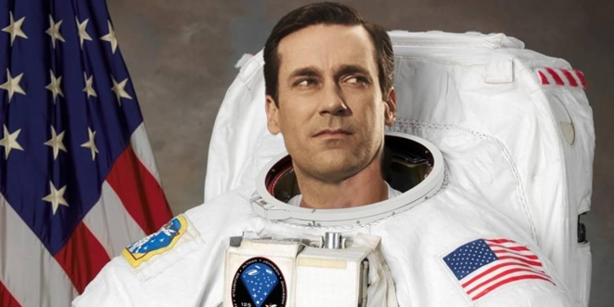 Guionistas de Mad Men preparan serie sobre la NASA en la década de los sesenta