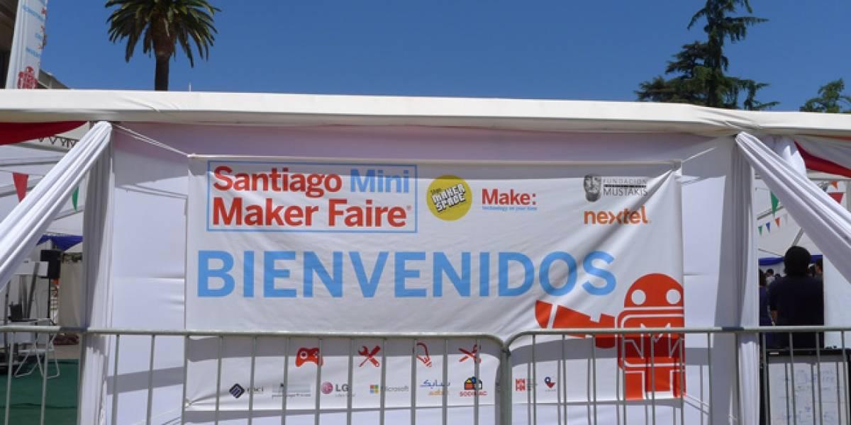 Santiago Mini Maker Faire 2013 se realizará entre el 23 y 24 de noviembre