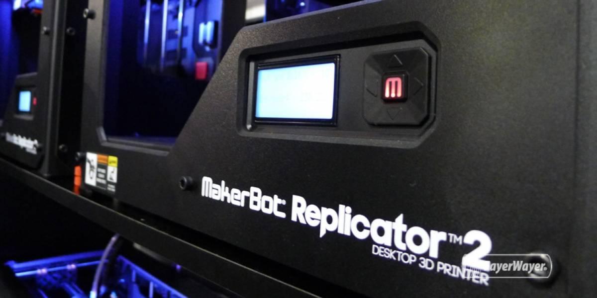 Stratasys compró MakerBot por US$ 403 millones para crear gigante de la impresión 3D