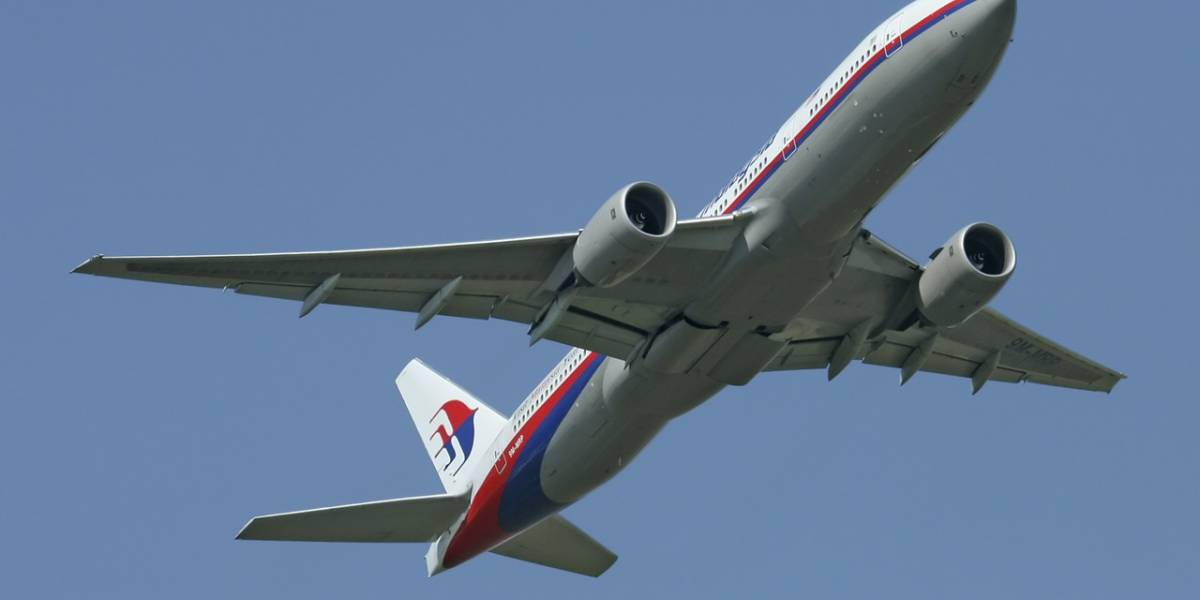 Más de 2 millones de personas buscan el avión de Malaysian Airlines en imágenes satelitales