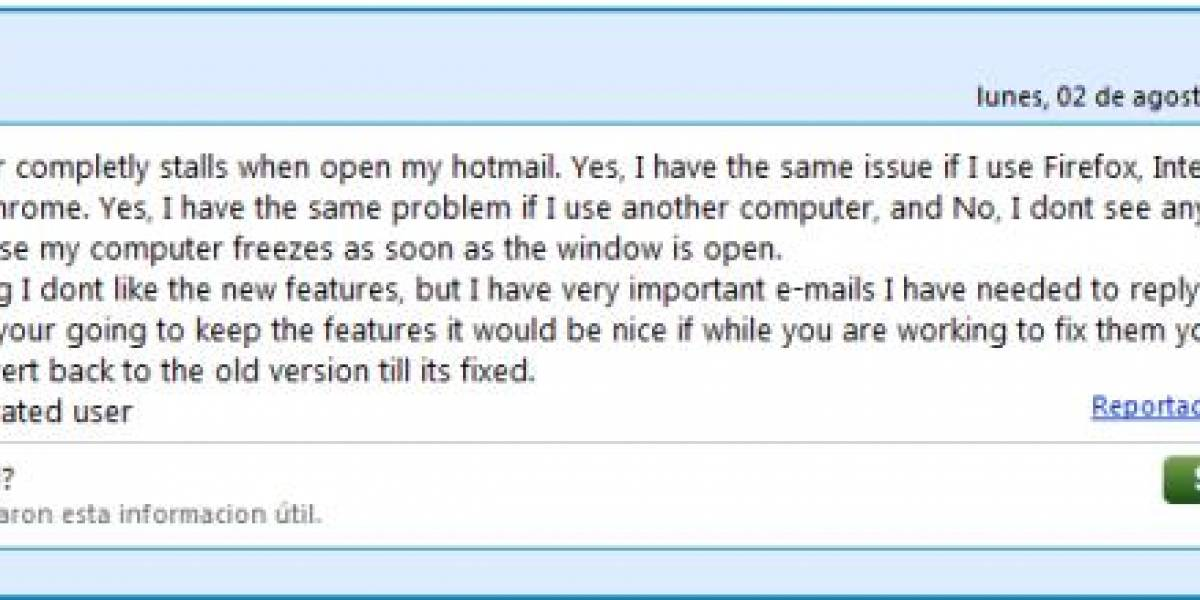 Microsoft recomienda usar Google Chrome