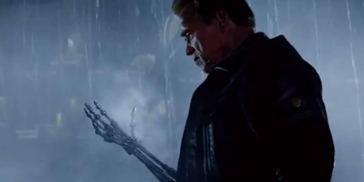 El primer vistazo a lo que nos espera mañana con el tráiler de Terminator: Genisys