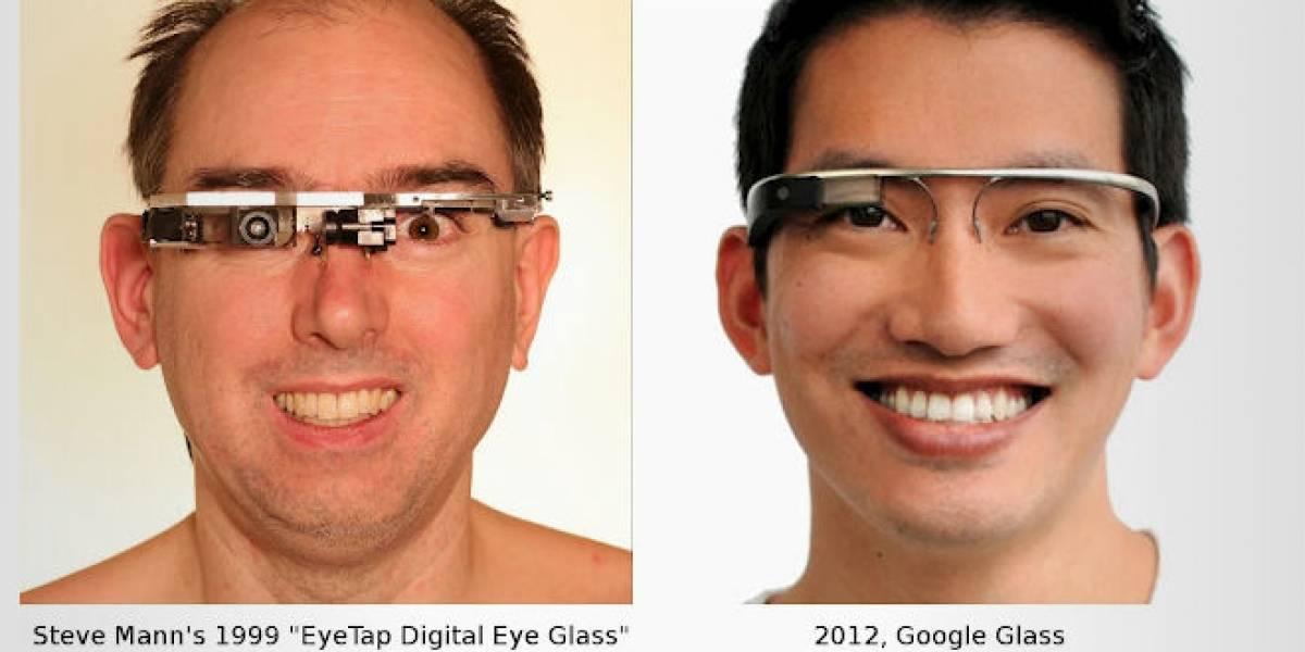 Inventor de gafas digitales no confía en el diseño de Google Glass
