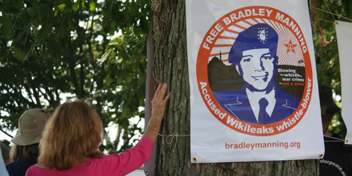 Después de tres años detenido, comienza el juicio contra Bradley Manning