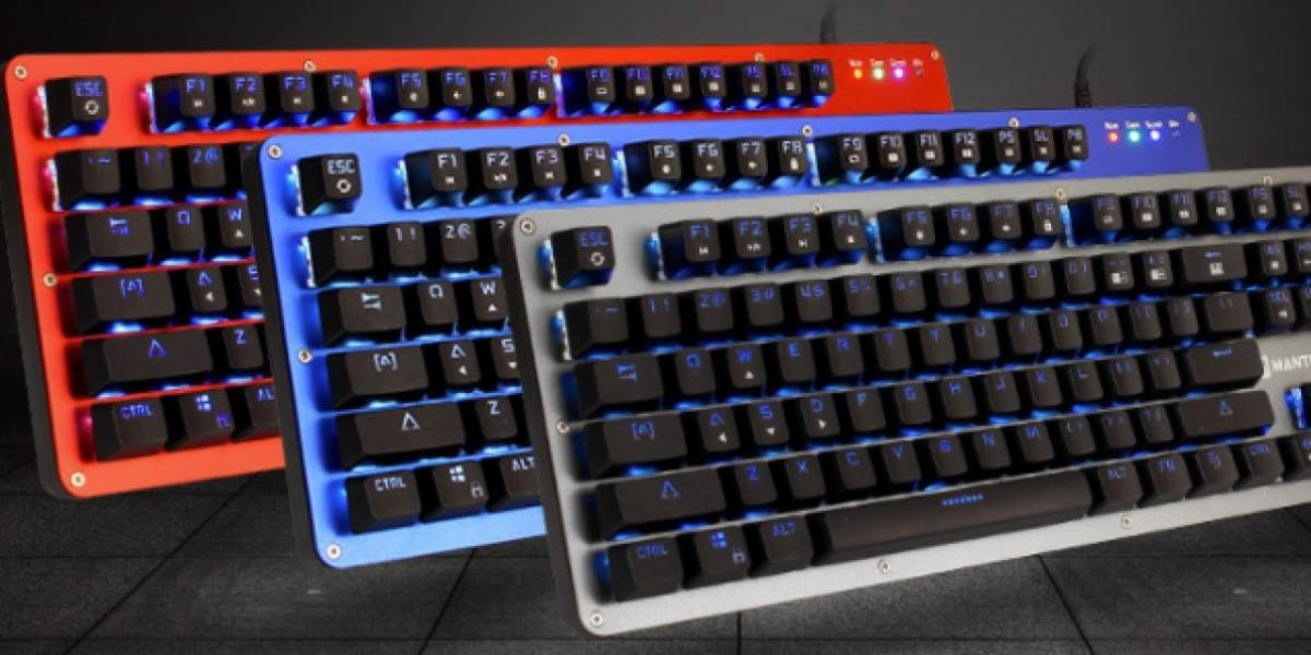 Descubren keyloggers instalados en teclados para gamers