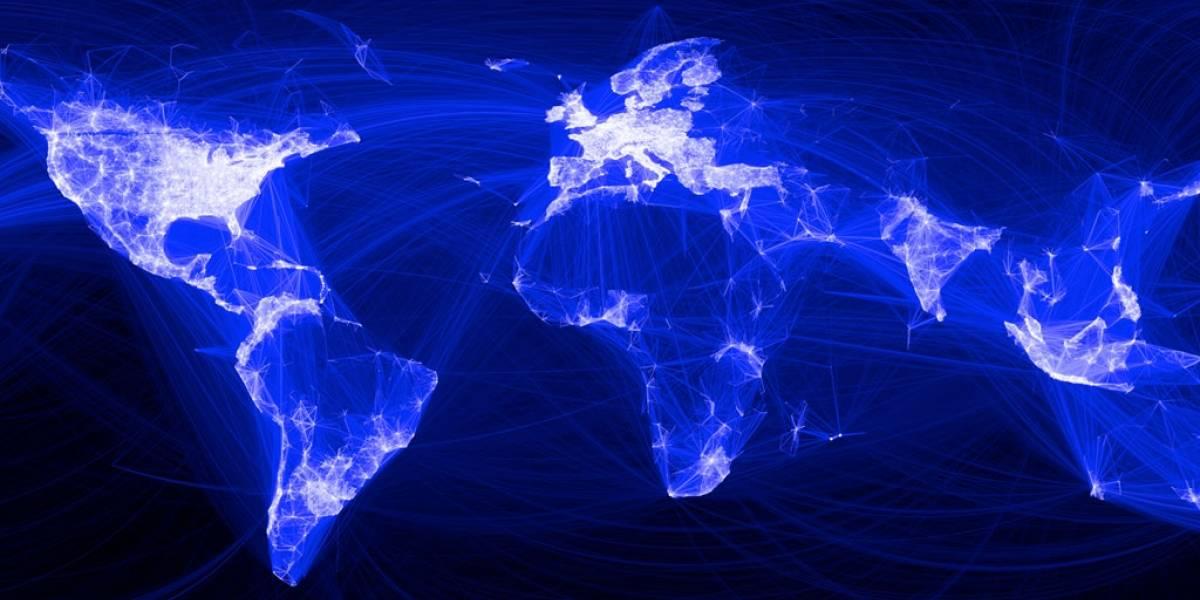 Facebook crea mapas de población precisos con inteligencia artificial
