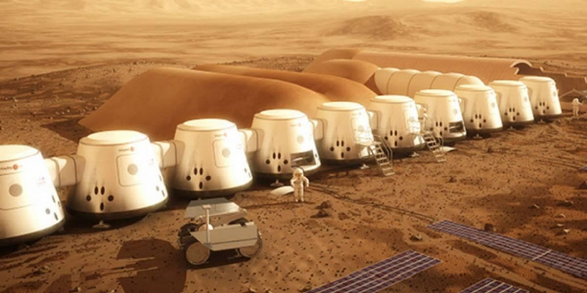 Ya han postulado más de mil personas para viajar y colonizar Marte en 2023