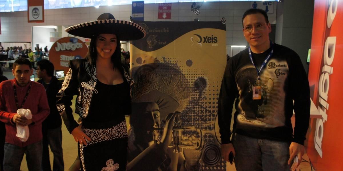 Presentan Mariachi Giro en Campus Party México