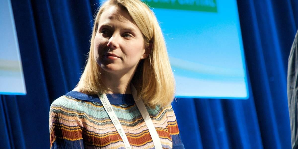 Marissa Mayer quiere devolverle el motor de búsquedas a Yahoo