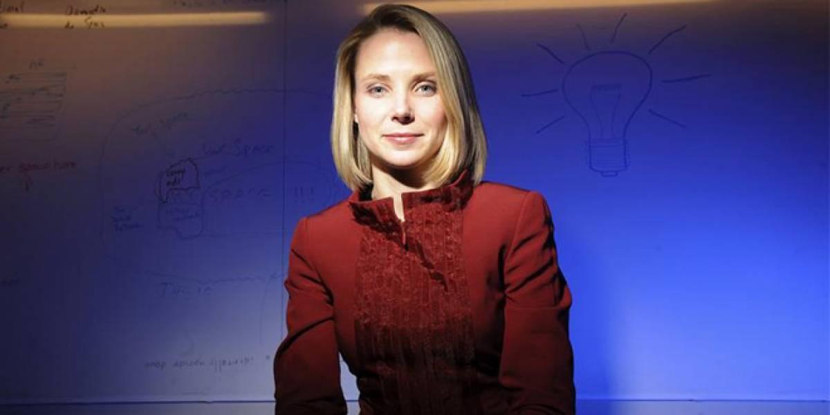 Marissa Mayer habla sobre el futuro de Yahoo!