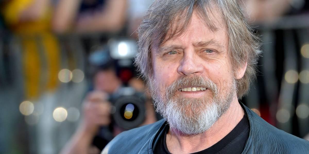 Mark Hamill habría estado al borde la muerte en rodaje de la nueva Star Wars