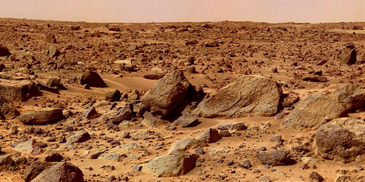 Proyecto permite bautizar cráteres de Marte por USD$5