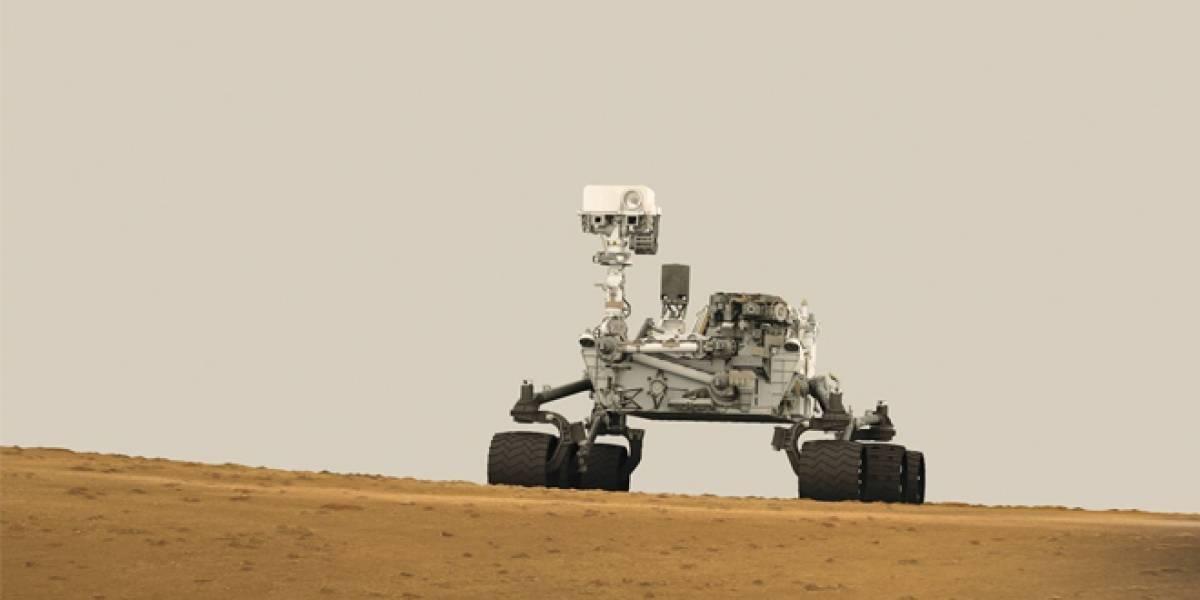 """En la NASA afirman: """"Quizás hayamos encontrado moléculas orgánicas en Marte"""""""