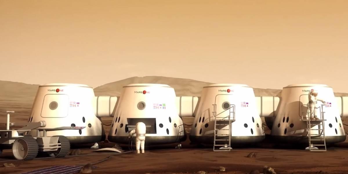 Mars One reduce a 1.058 la lista de posibles viajeros a Marte