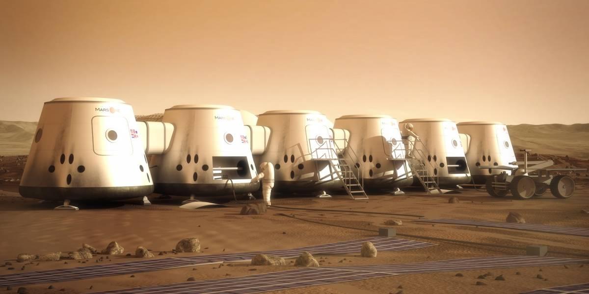 Voluntarios para viajar a Marte sin regreso superan las 100.000 personas
