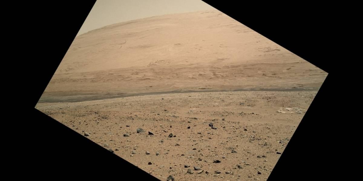 Curiosity no encuentra metano en Marte, reduciendo la posibilidad de vida