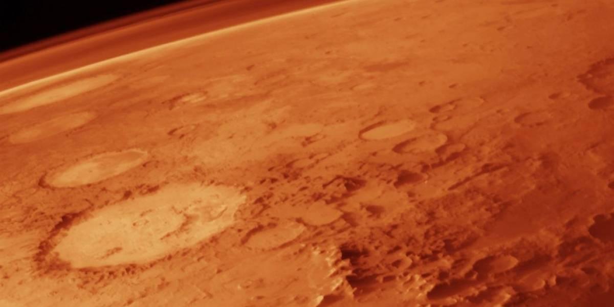 No se pueden comprar nombres de cráteres de Marte, dice la Unión Astronómica Internacional