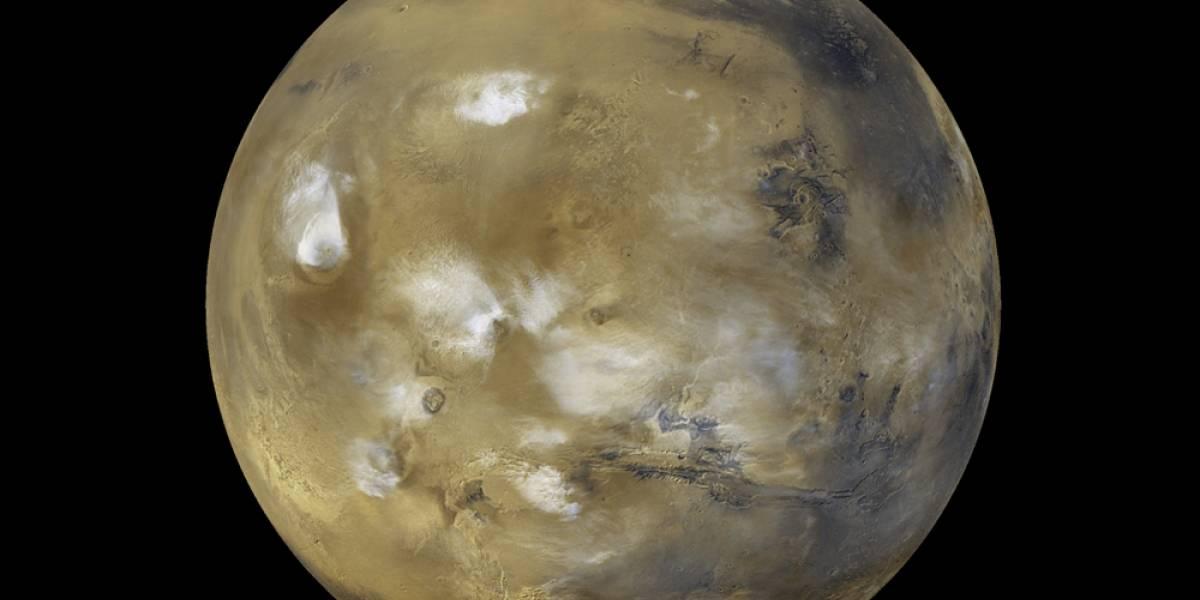Nuevo estudio sugiere que la vida en la Tierra podría venir de Marte