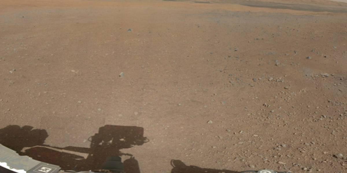 NASA explica por qué eligió una cámara de 2 megapixeles para Curiosity
