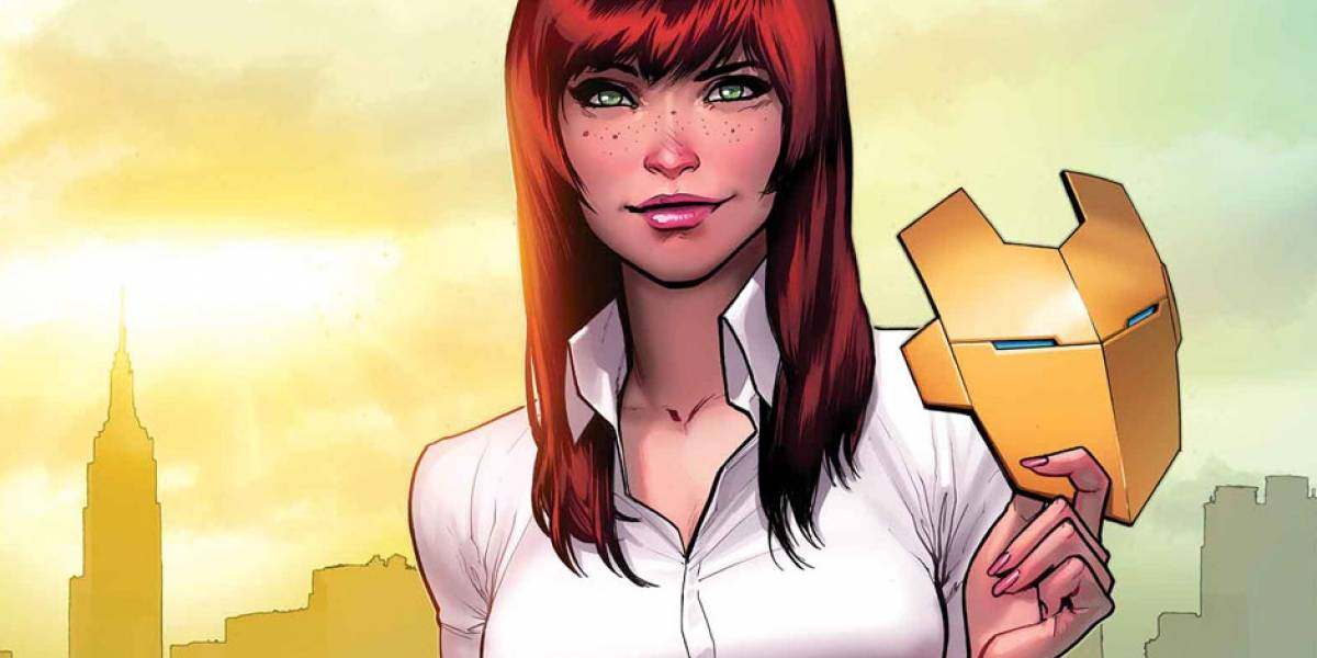 Marvel decide que Mary Jane se quede con Iron Man
