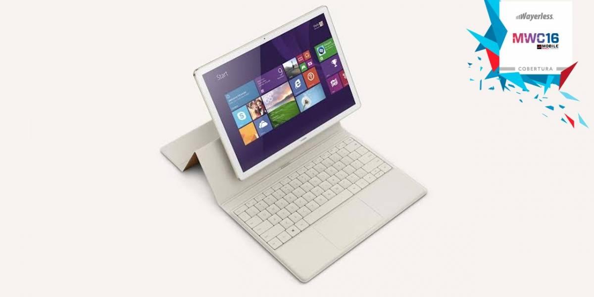 El tablet MateBook de Huawei tiene fecha de lanzamiento en EE.UU.