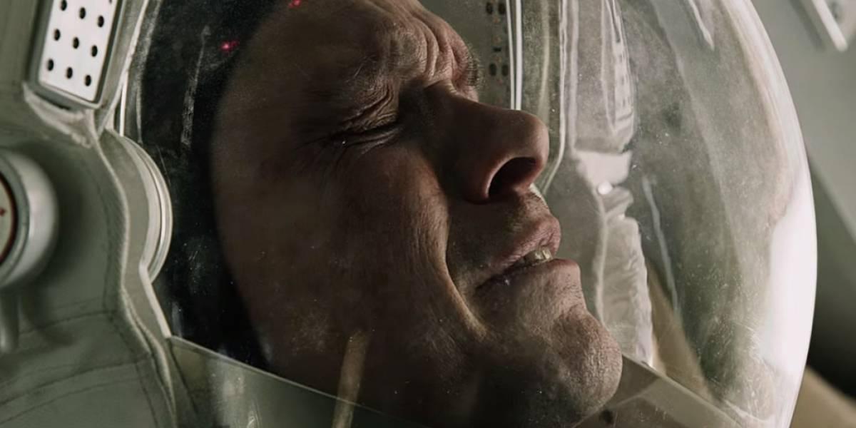 Conoce el primer tráiler de The Martian de Ridley Scott