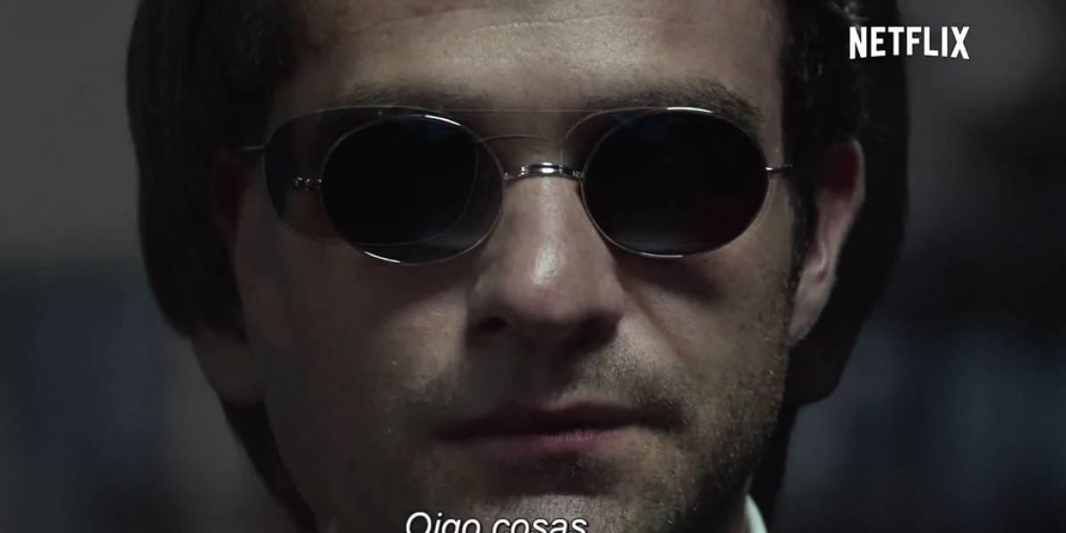 Conoce el trailer principal de Daredevil de Netflix