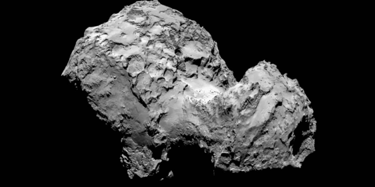 El satélite Philae logró aterrizar por primera vez en un cometa