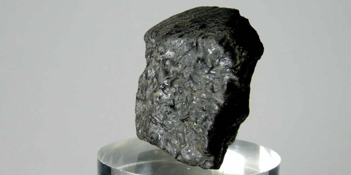 Meteorito brinda una posible pista sobre el origen de la vida