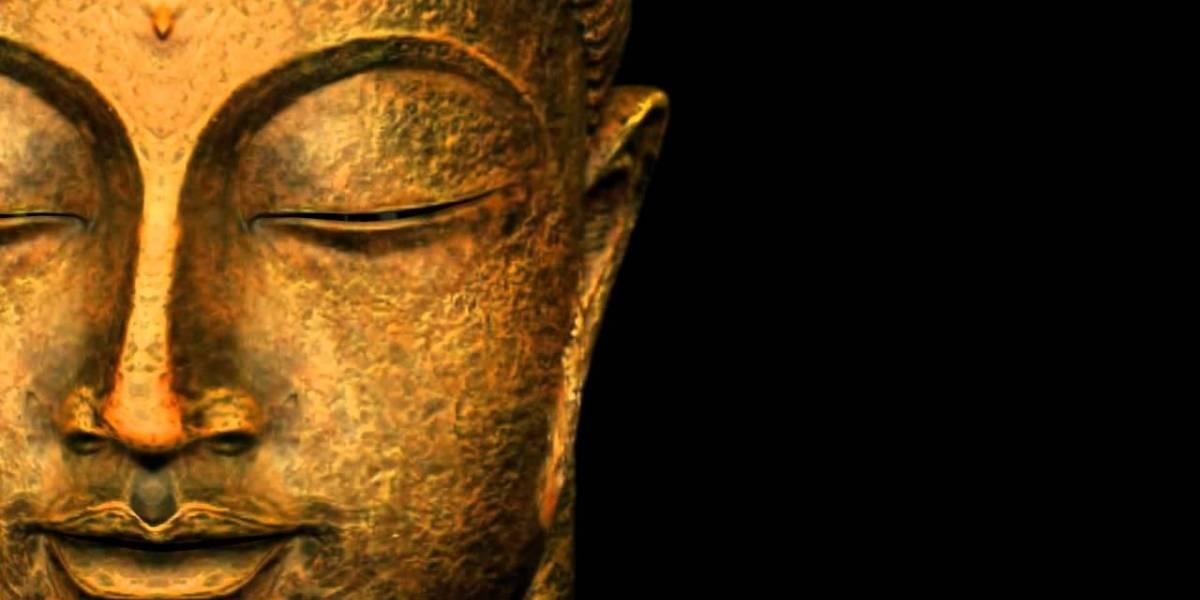 Encuentran momia dentro de una estatua de Buda