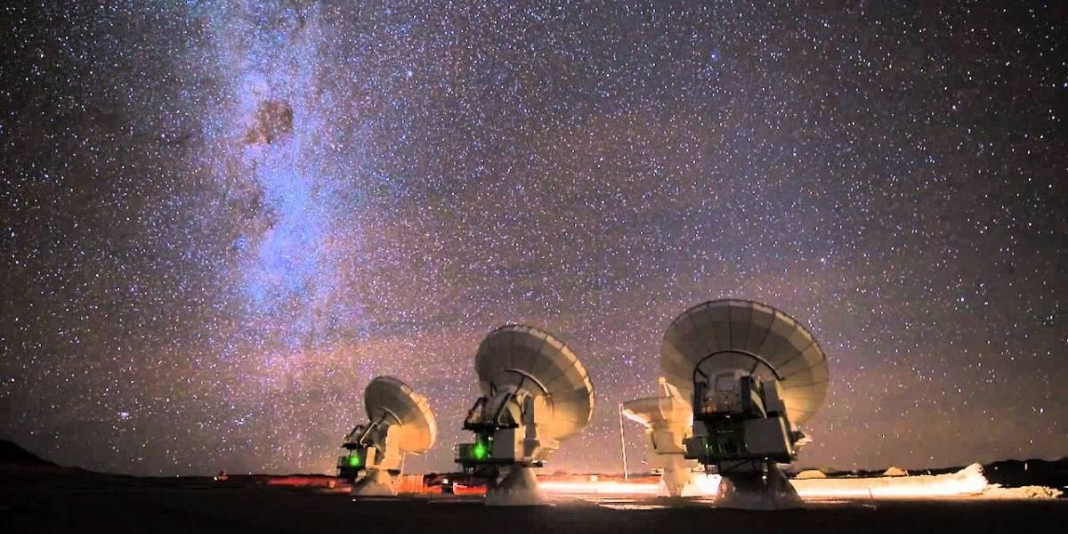ALMA estudia vientos en un sistema solar similar al nuestro