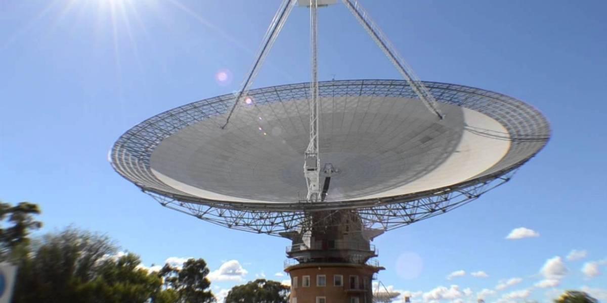 Un horno de microondas interfirió con un radiotelescopio