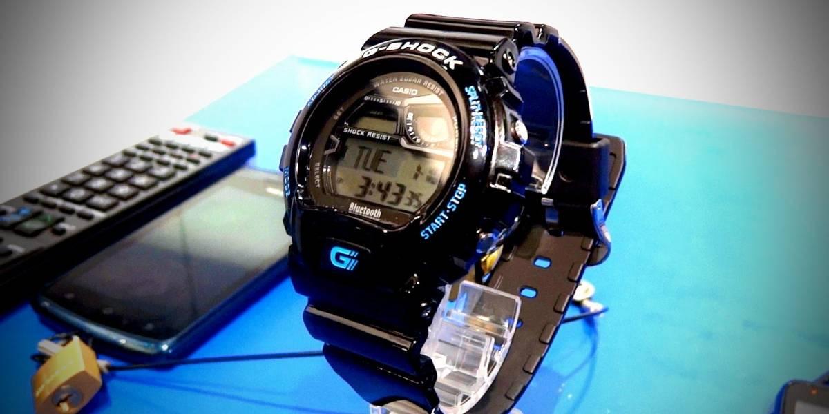 Casio prepara nuevos relojes inteligentes para competir con Apple y Samsung