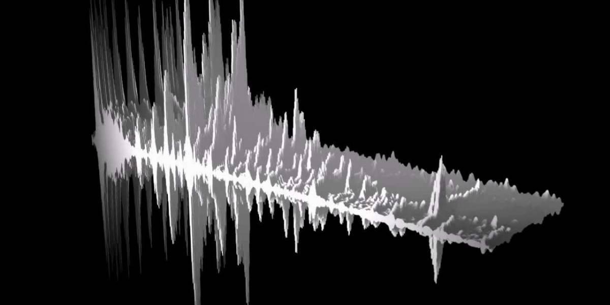 Artista ruso crea música con radiación