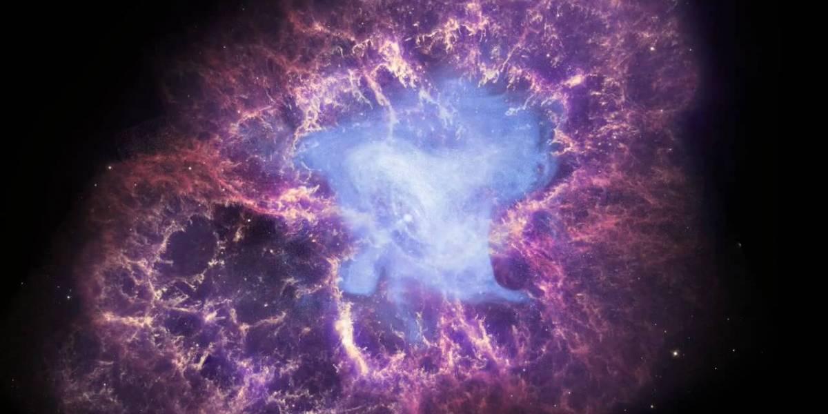 La Estación Espacial Internacional detectó un exceso de rayos cósmicos