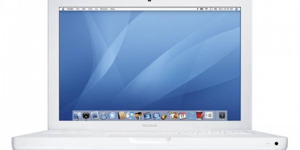 Apple actualiza el MacBook Blanco (en secreto)